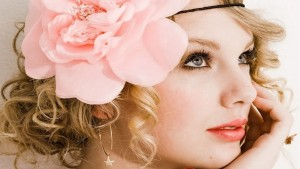 Taylor Swift Flower Image Hd'