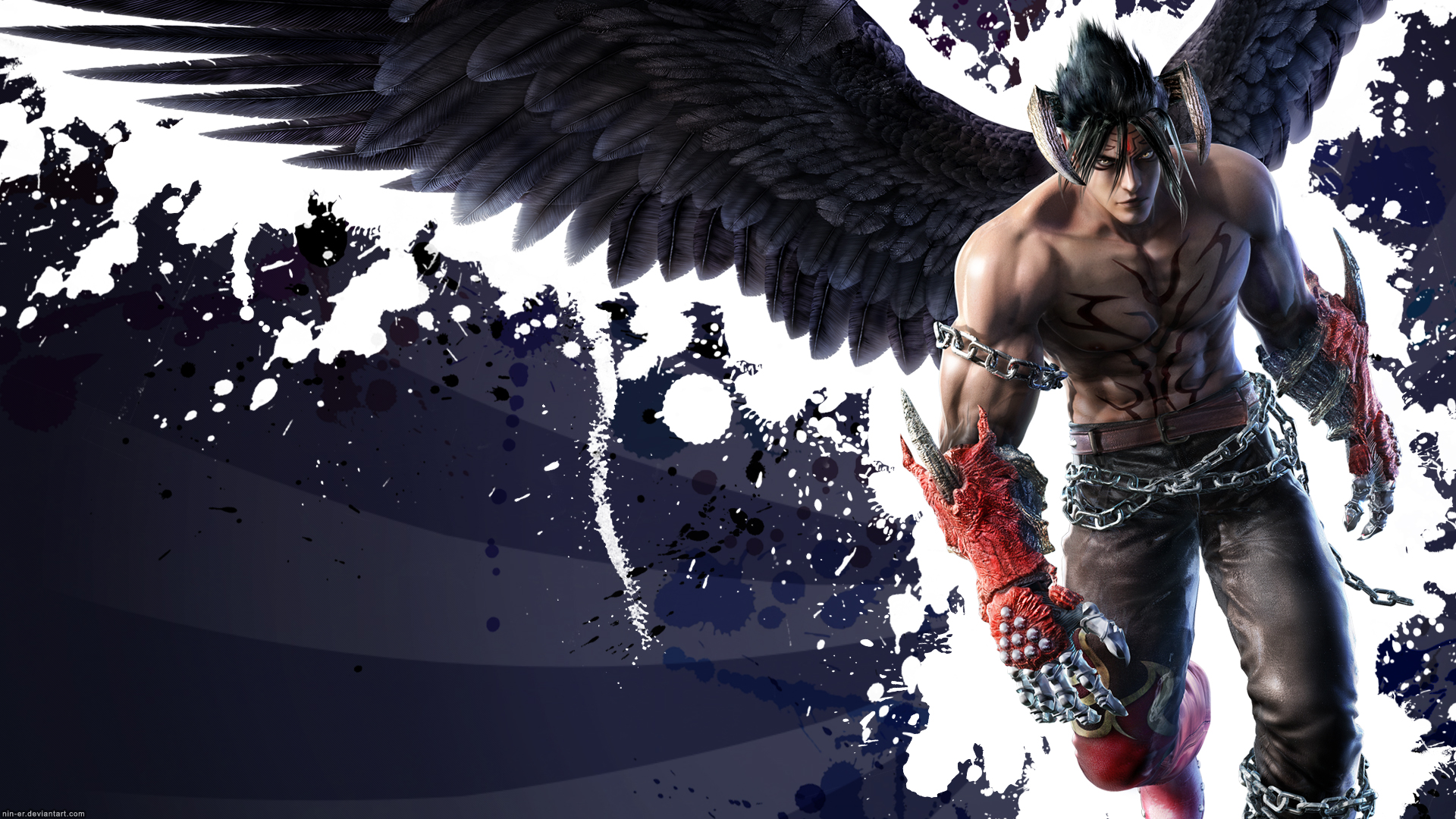 Tekken Wallpaper Devil Jin HD