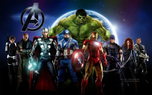 The Avengers Marvel Move Wallpaper