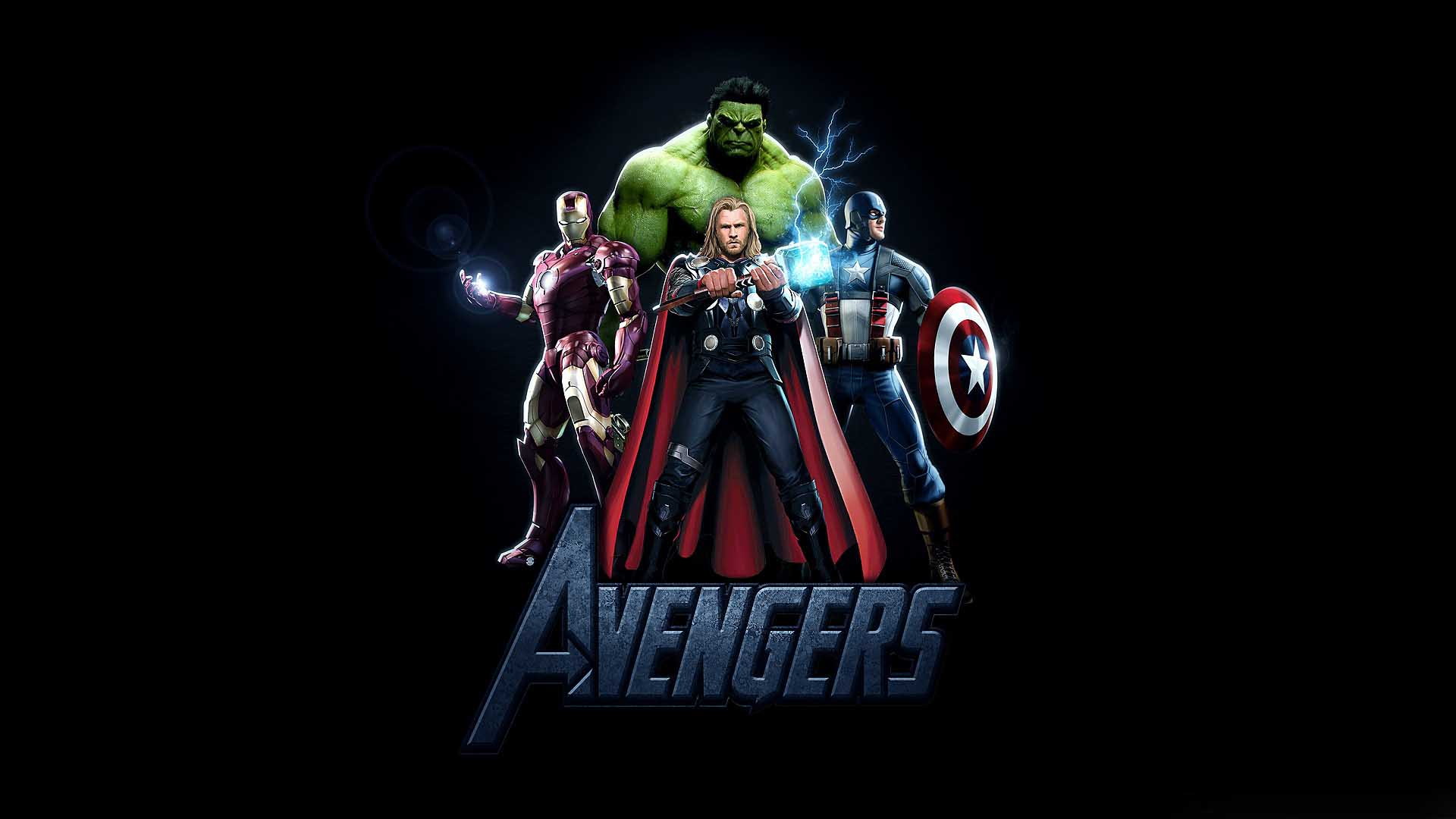 The Avengers Movie 2012 HD Wallpaper