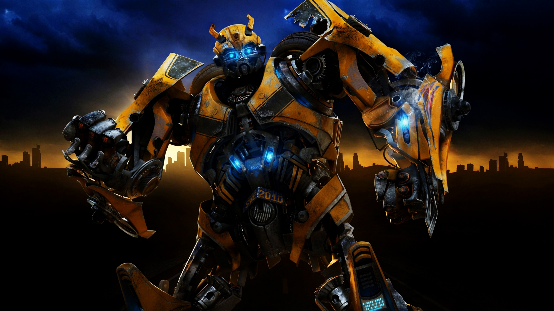 Transformers 2 Bumblebee Cool Wallpaper