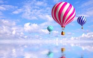 Wallpaper Ballon Pink Downloads