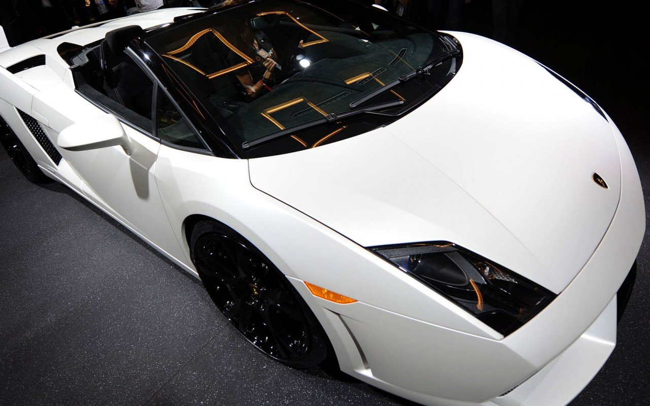 white  lamborghini  sports car  image hd  15622 wallpaper