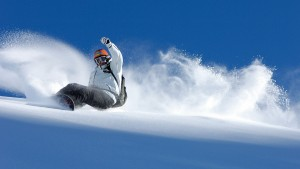 Winter Area Snowboards Sports HD Desktop