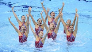 Womens Sports Swimming Celebrations HD Wallpaper