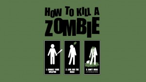 Zombie Funny Picture