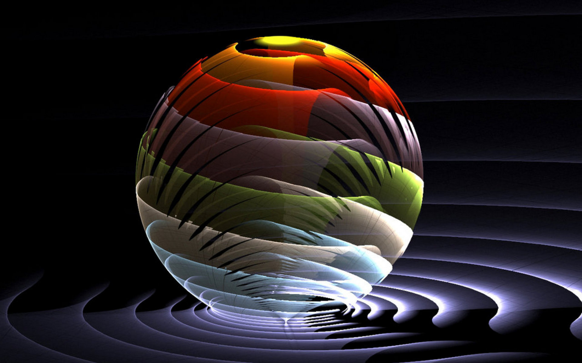 3d Balls Big Hd Picture