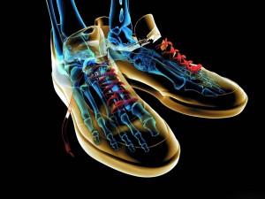 3d Shoes Wallpaper