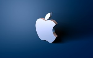 Apple 3d Image