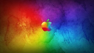 Apple Amazing Wallpaper