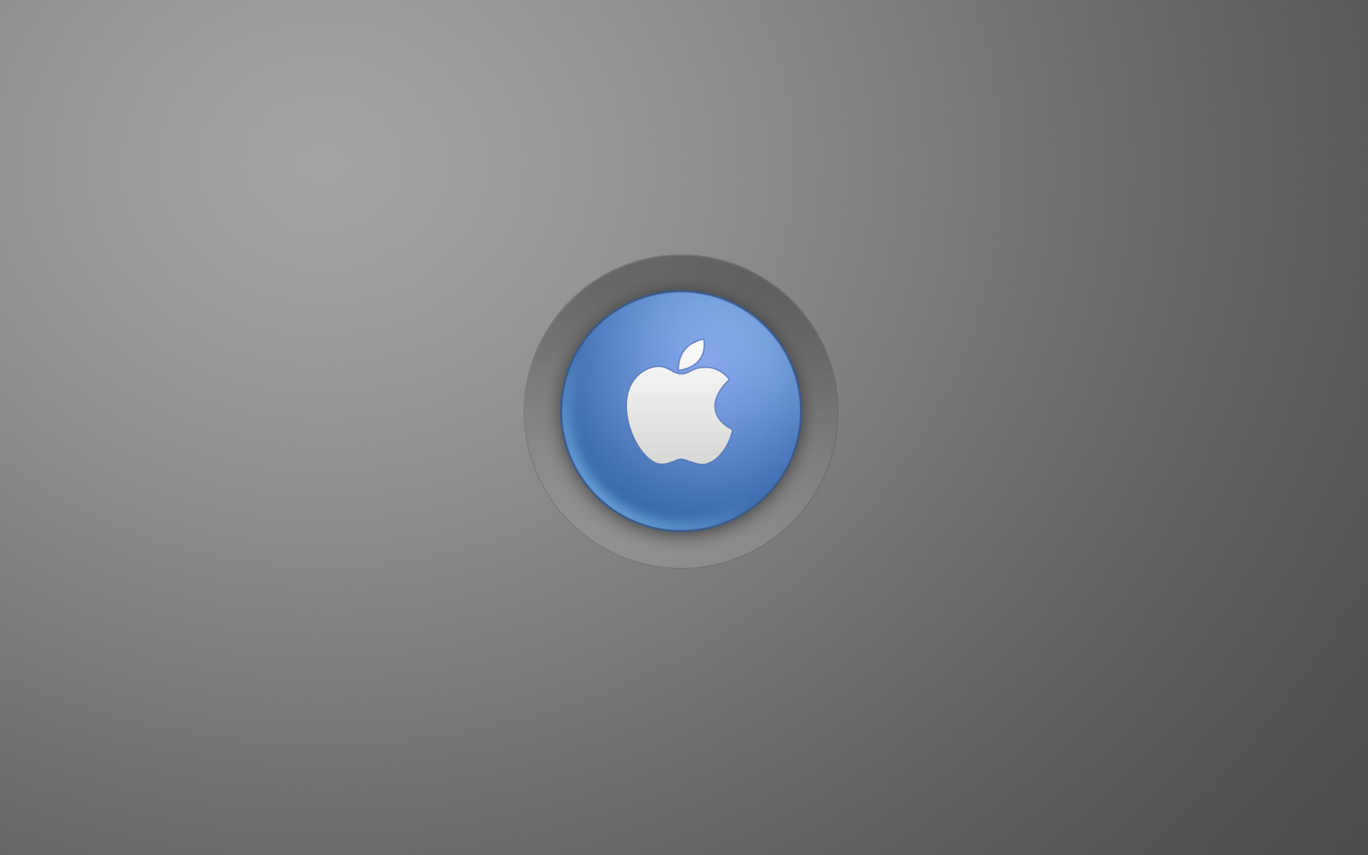 Apple Button Wallpaper