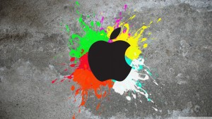 Apple Color Image