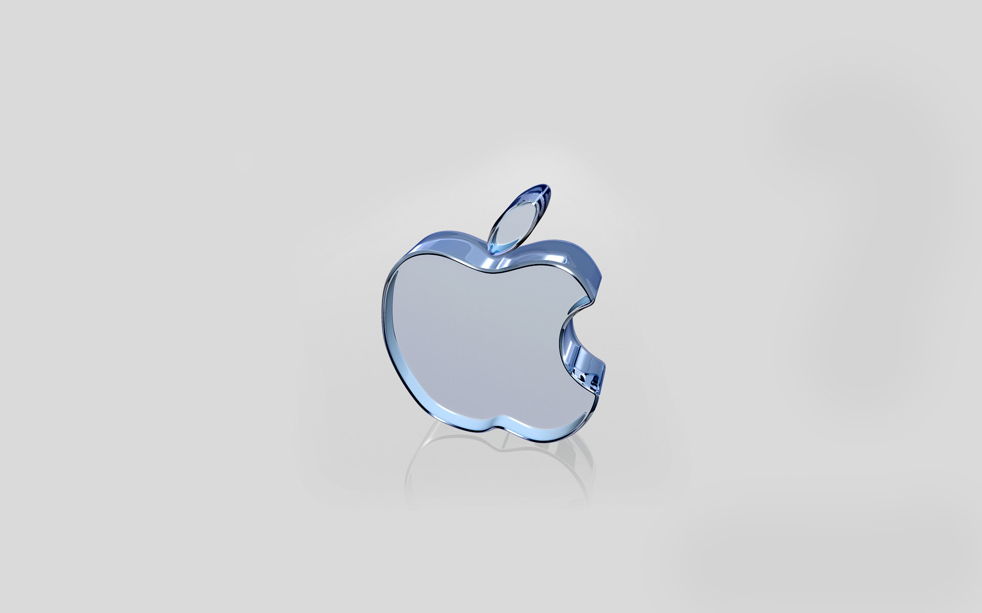 Apple Glass Picture