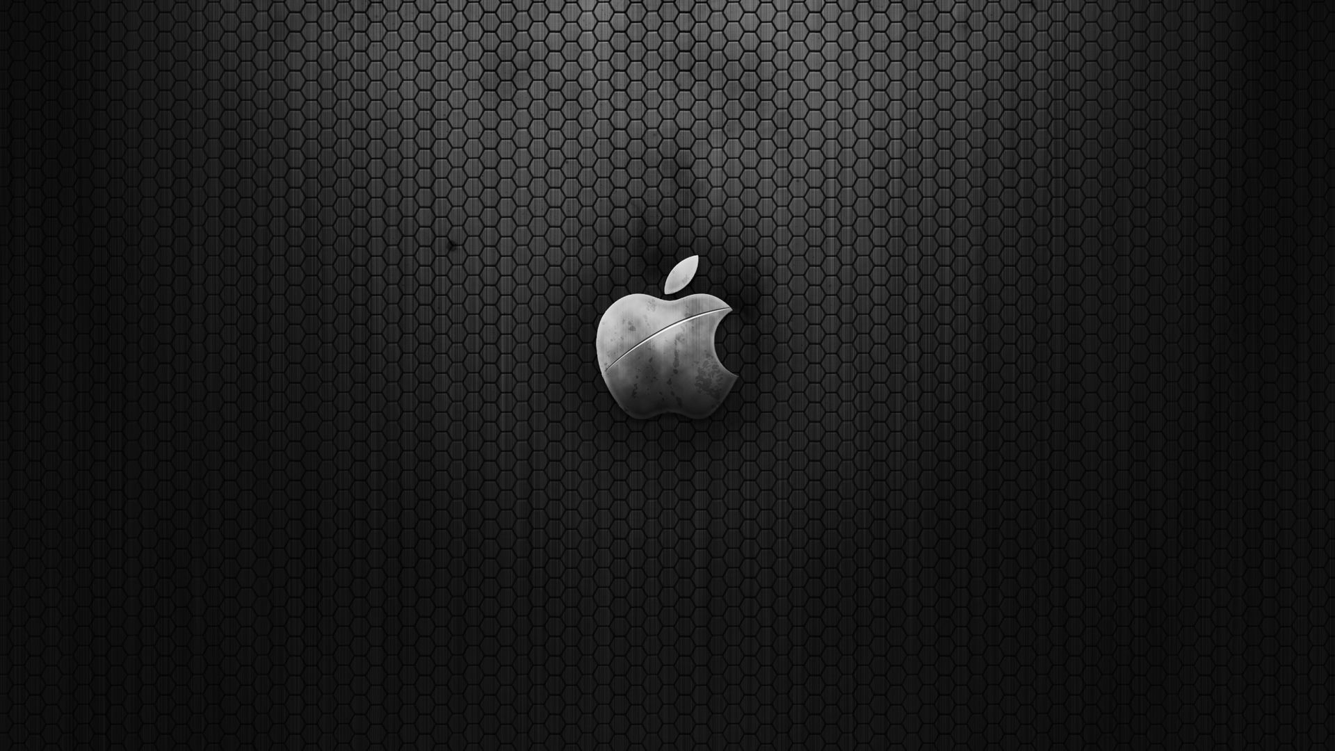 Apple Metal Wallpaper