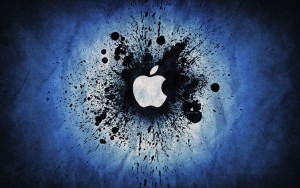Apple Paint Wallpaper