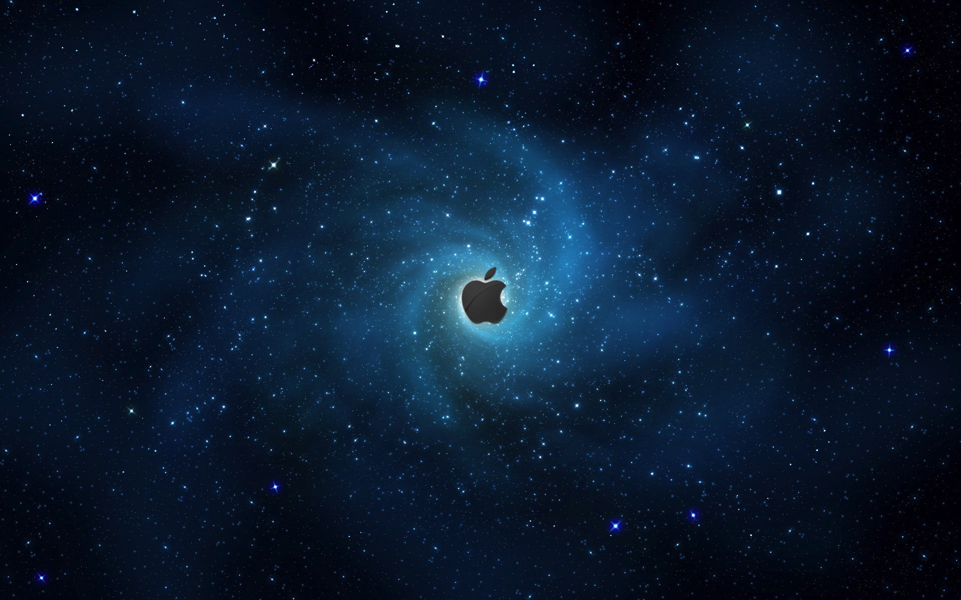 Apple Star Wallpaper