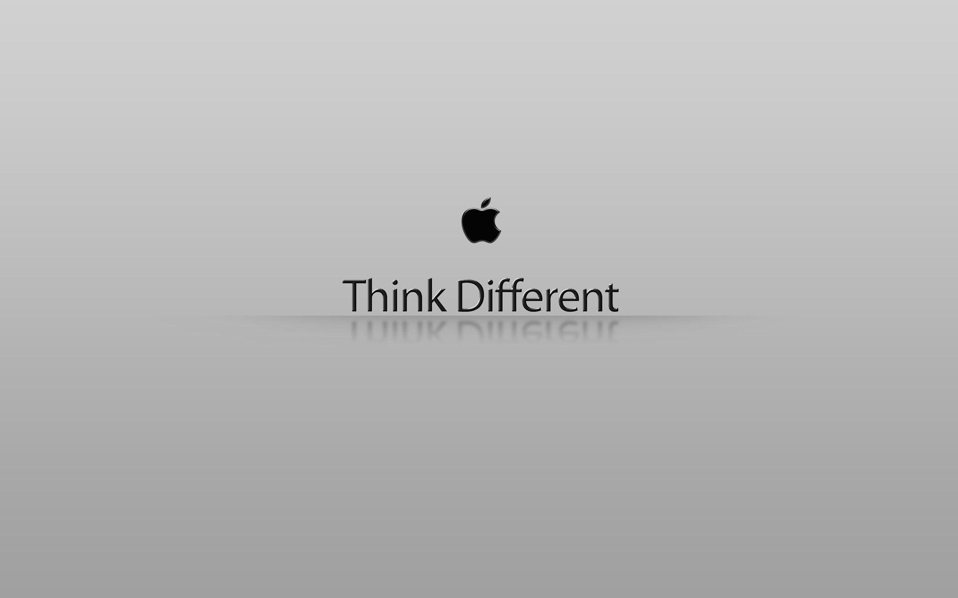 Apple Think Wallpaper