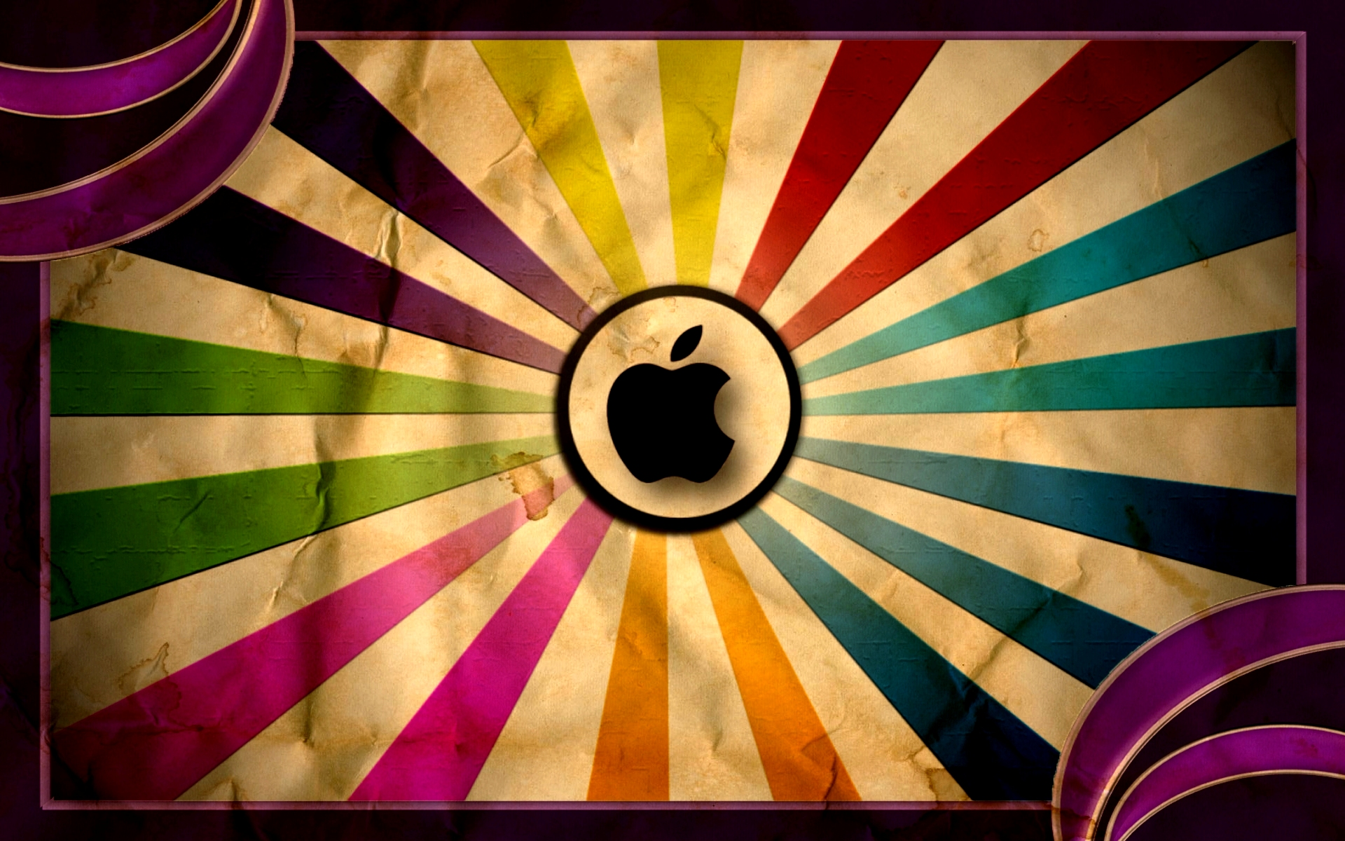 Apple Wallpaper Background