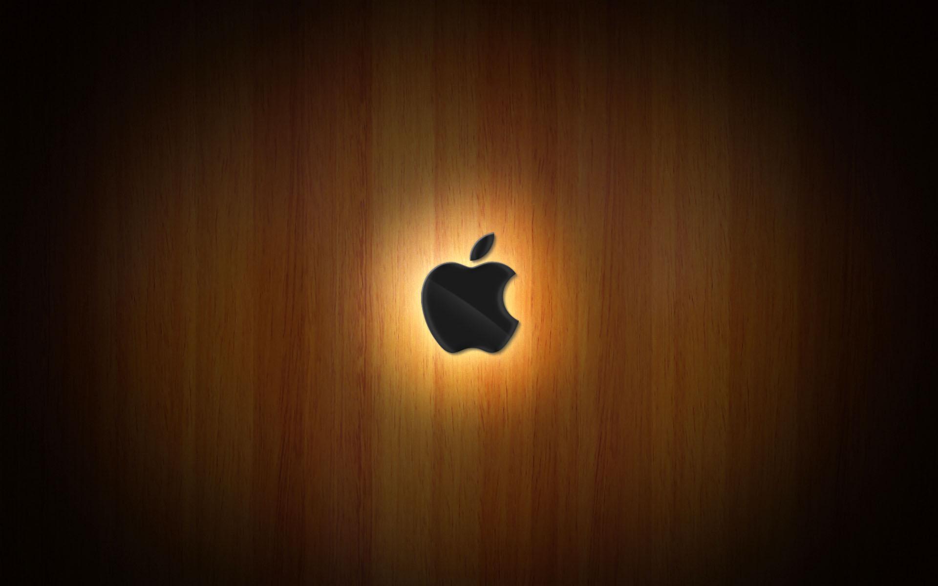 Apple Wood Wallpaper