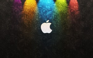 Beauty Apple Wallpaper