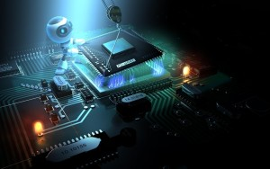 Chipset 3d Wallpaper