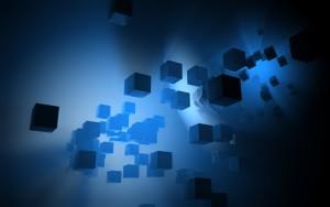 Cubes Abstract Wallpaper Hd