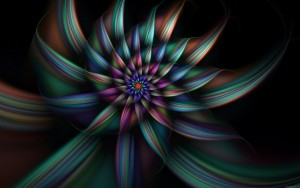 Flower Abstract Wallpaper