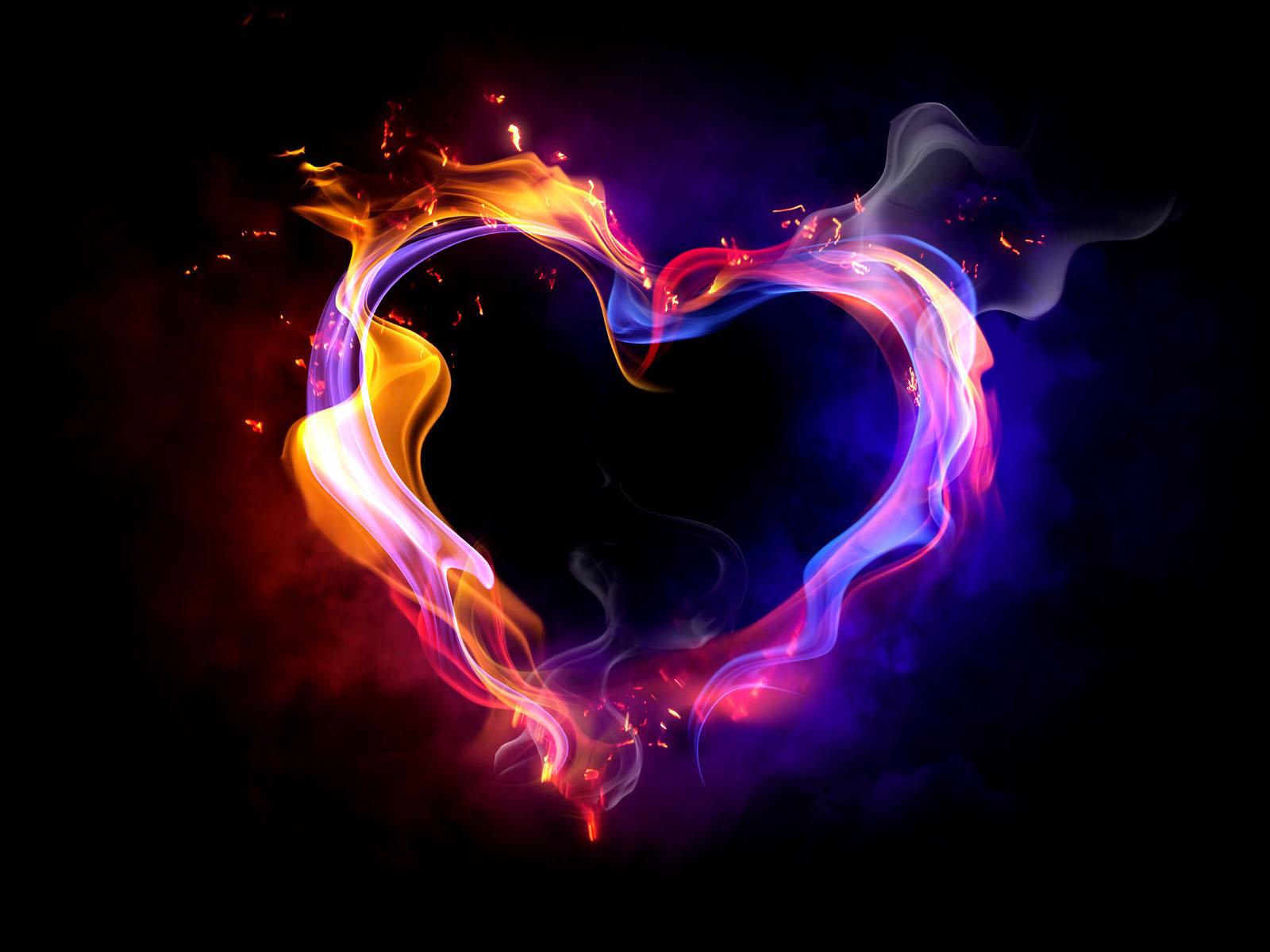 Hearts 3d Image Hd