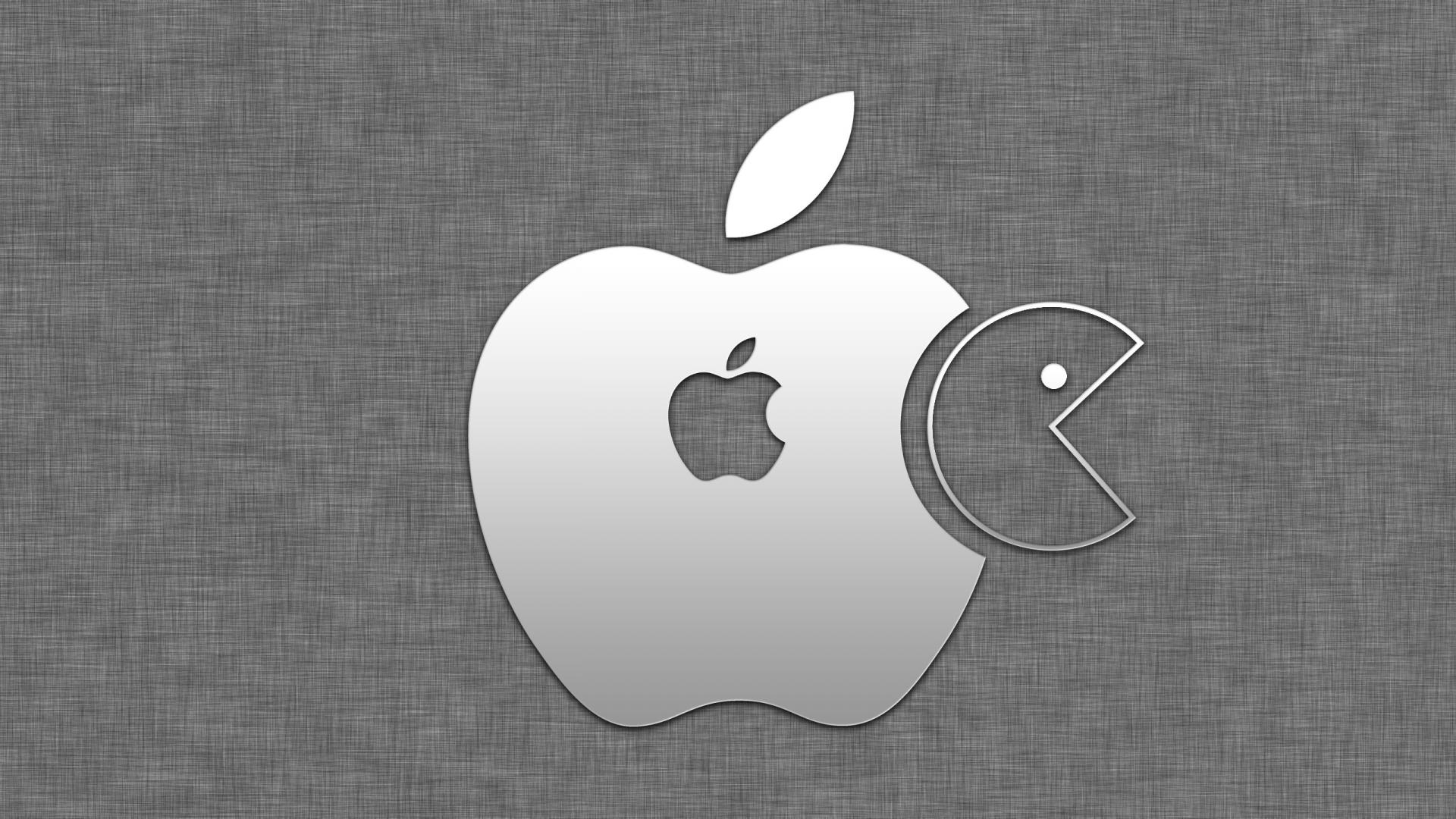 Pacman Apple Image