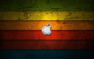 Unusual Apple Wallpaper
