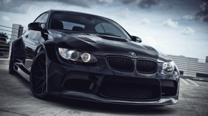 BMW M3 Wallpaper Windows Black Costom