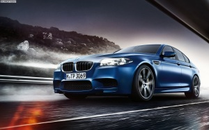 BMW M5 F10 Wallpapers HD