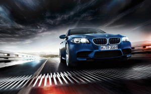 BMW M5 Wallpaper HD Desktop