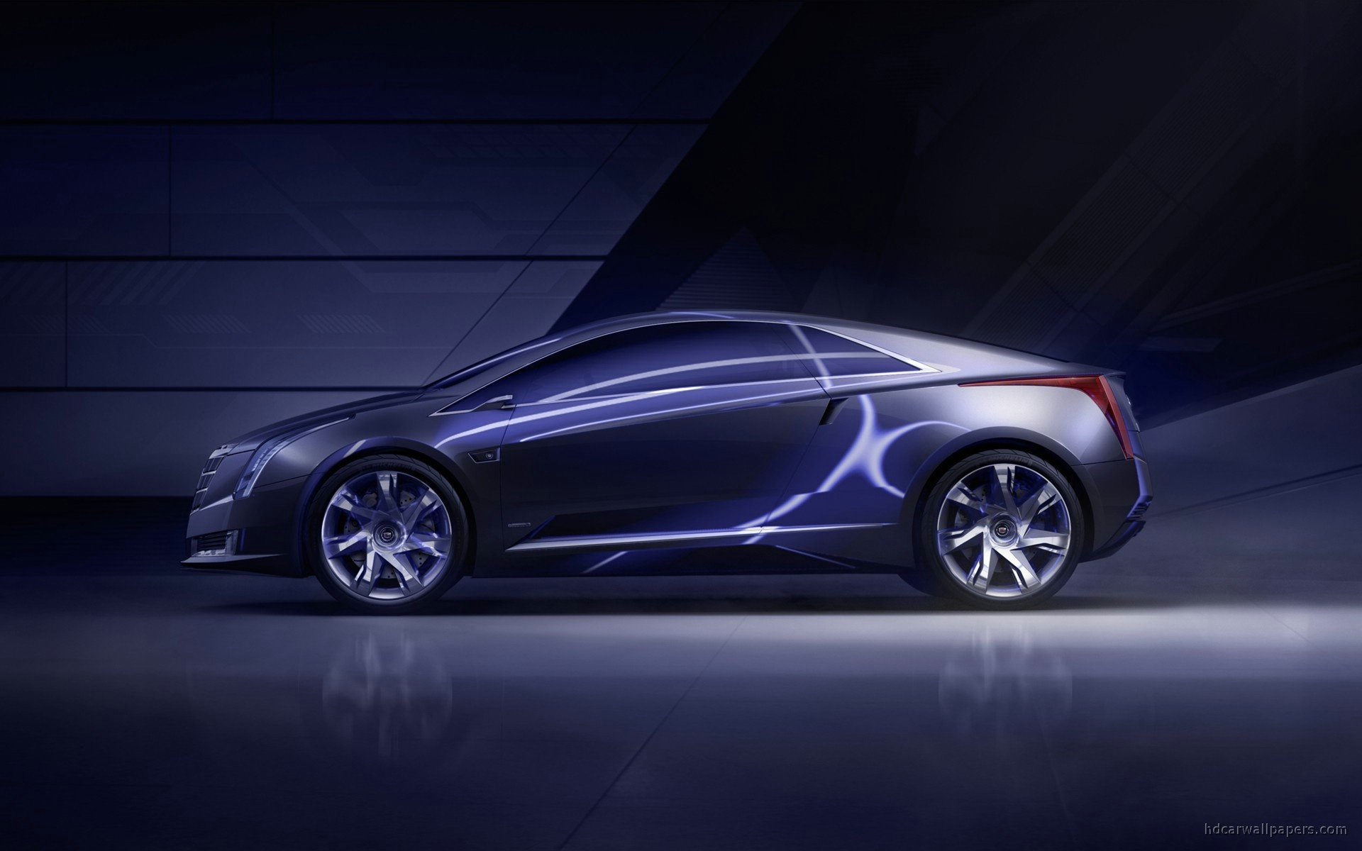 Cadillac Concept Wallpaper Free Downloads