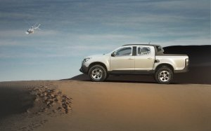 Chevrolet Colorado Wallpaper Free Download