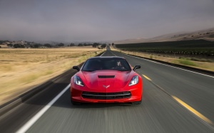 Corvette Stingray Chevrolet Wallpaper Free Download