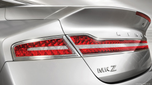 Lincoln MKZ Hybird Wallpaper