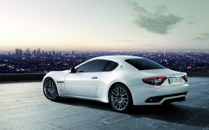 Maserati Cars Sport Wallpaper HD