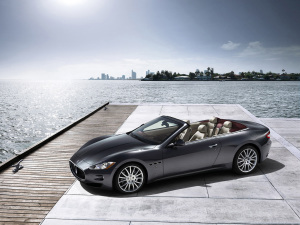 Maserati Grancabrio Wallpapers HD