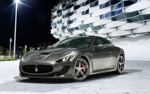 Maserati Grandturismo Wallpaper HD
