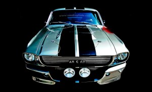 Muscle Cars Modification Wallpaper