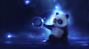 Panda Cartoon Cute Wallpapers