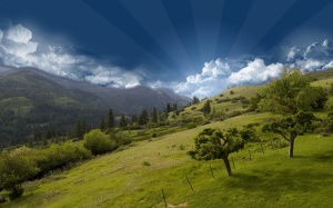 Hill Mountain Wallpaper Image Picture