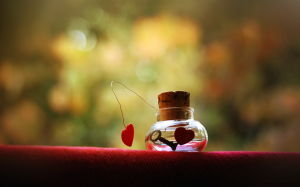 Love Background HD Image
