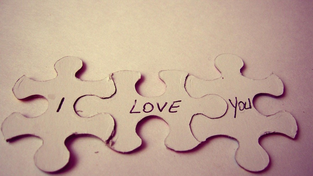 Love Puzzle Wallpapers HD