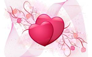 Love Wallpaper Pink Android Abstract