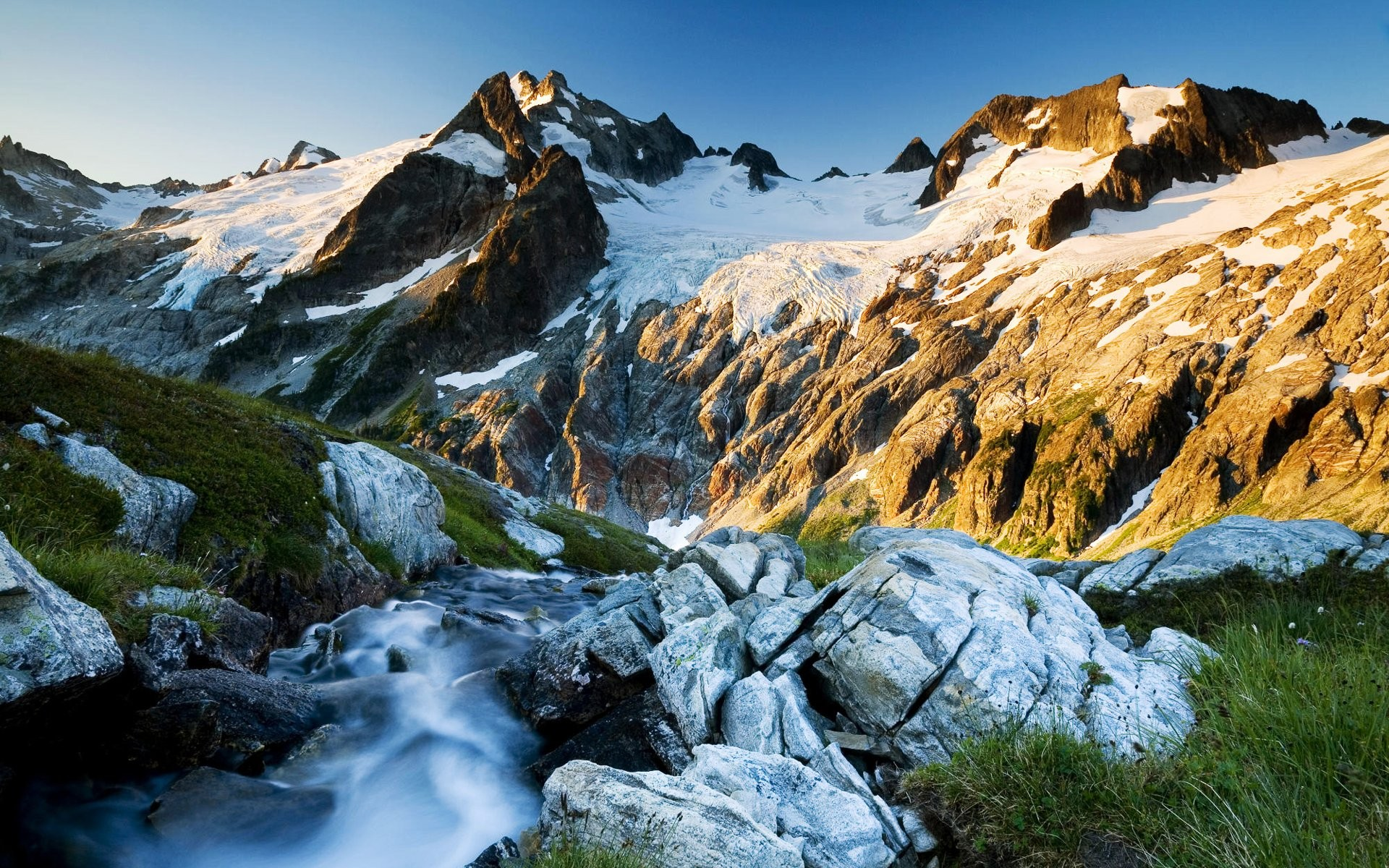 Mountain River Wallpapers HD