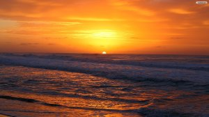 Sunset Sea Wallpapers Wonderful