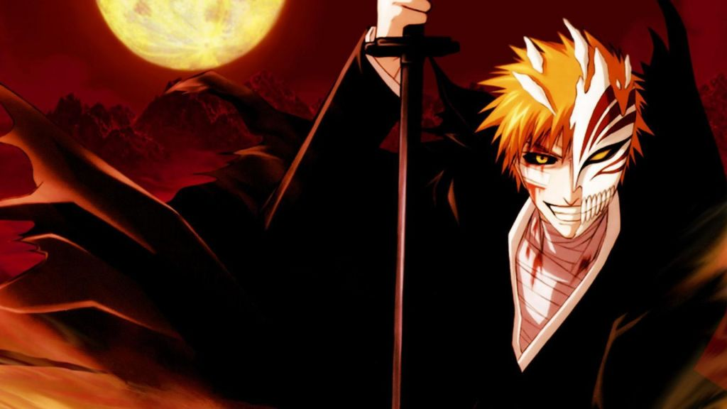 bleach wallpaper hd available sizes ichigo hollow 2