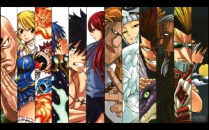 Fairy Tail Wallpaper Background Free Download